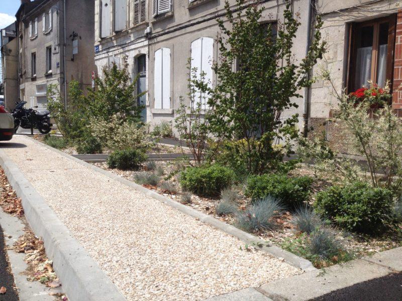 Parking rue des Turcies, Orléans